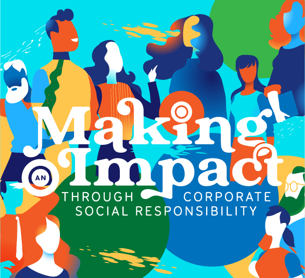 [Virtual] Making an Impact through Corporate Social Responsibility