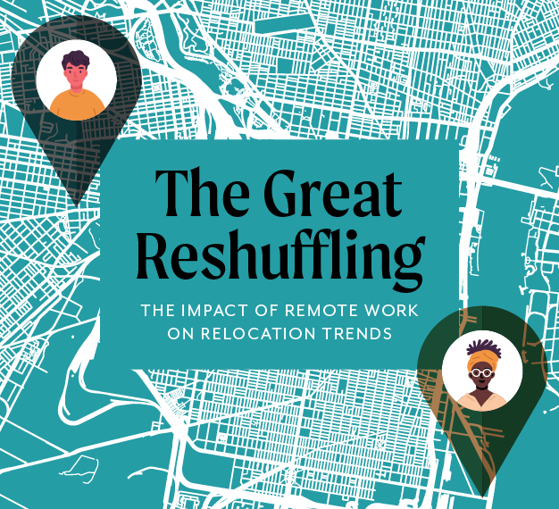 [Virtual] The Great Reshuffling: The Impact of Remote Work on  Relocation Trends
