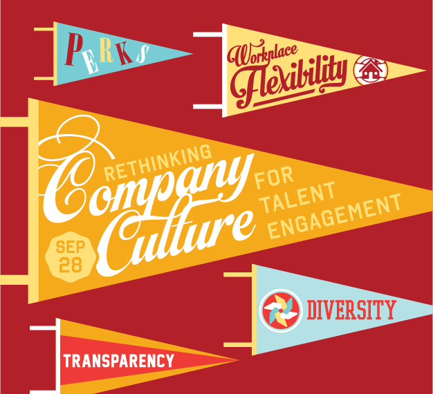 [Virtual] Rethinking Company Culture for Talent Engagement