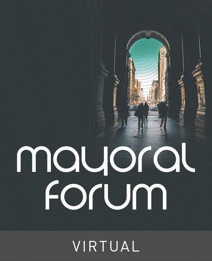 [Virtual] Mayoral Forum