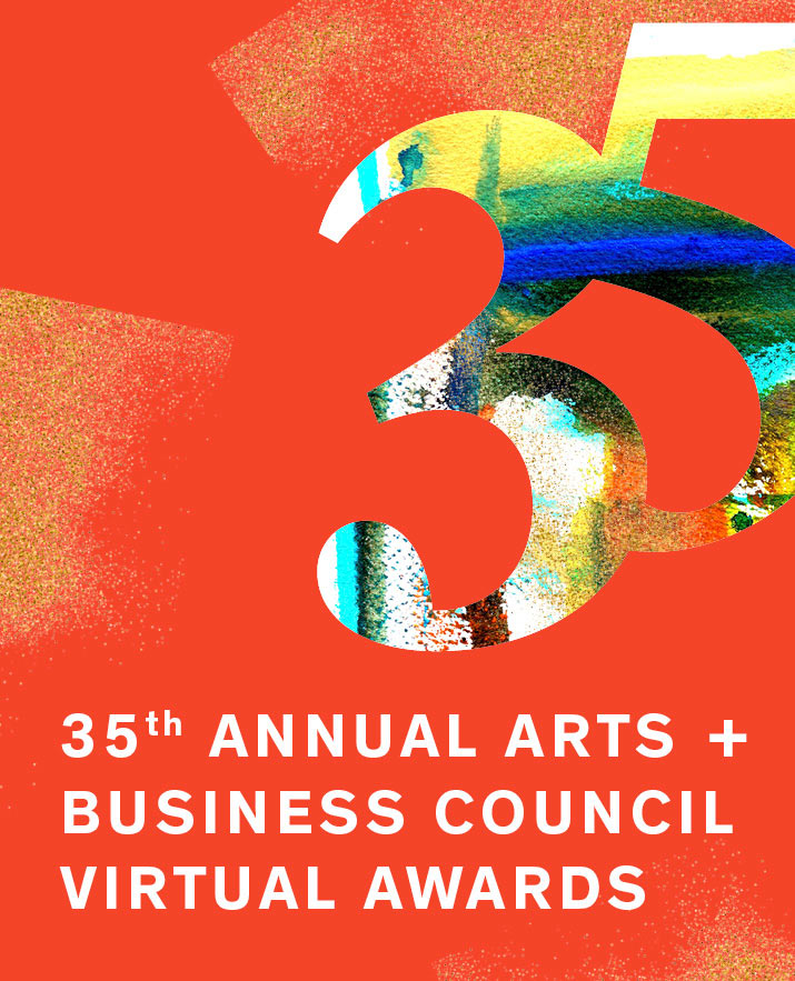 [Virtual] 35th Annual Arts + Business Council Awards Celebration