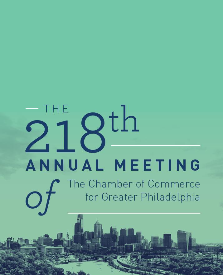 218th Annual Meeting