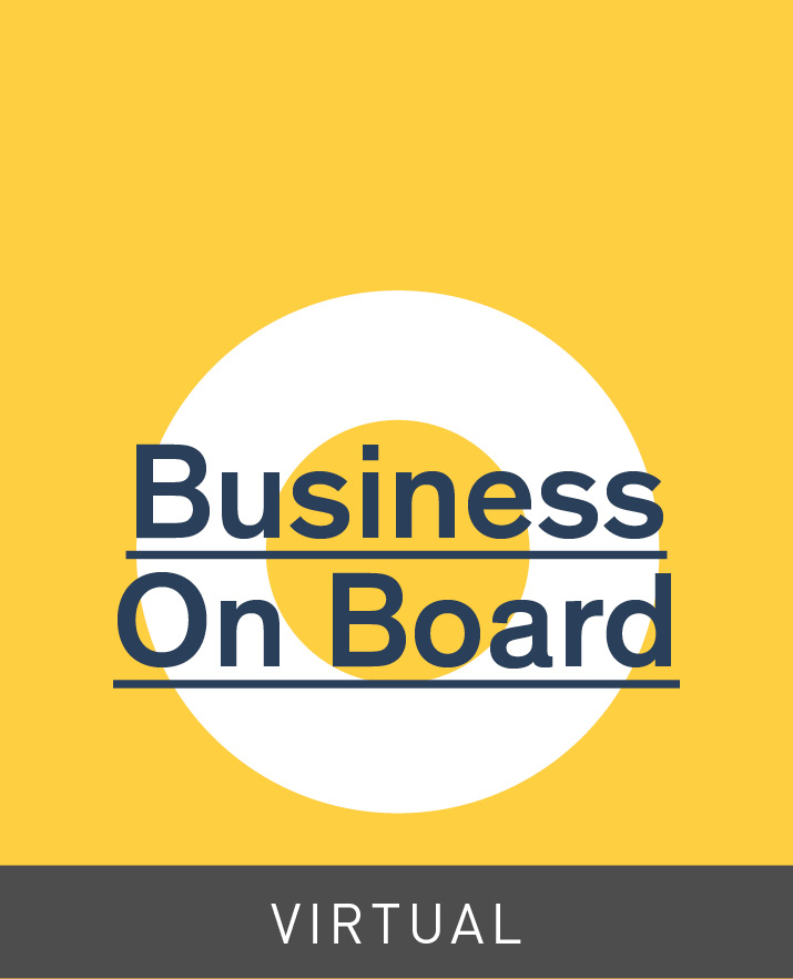[Virtual] Business on Board