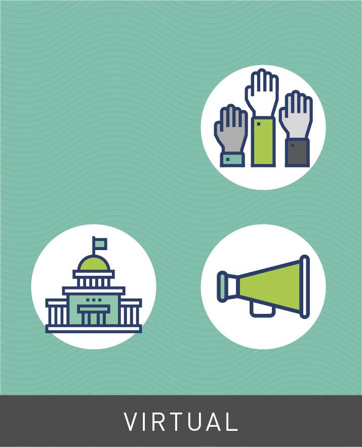 [Virtual] Legislative Updates: Weekly Conference Call