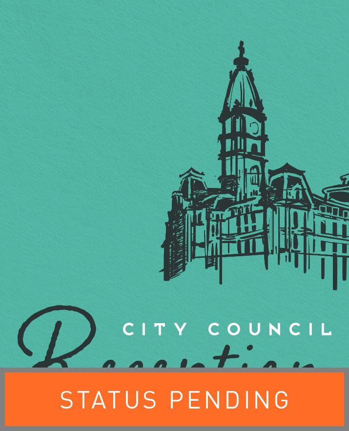 City Council Reception