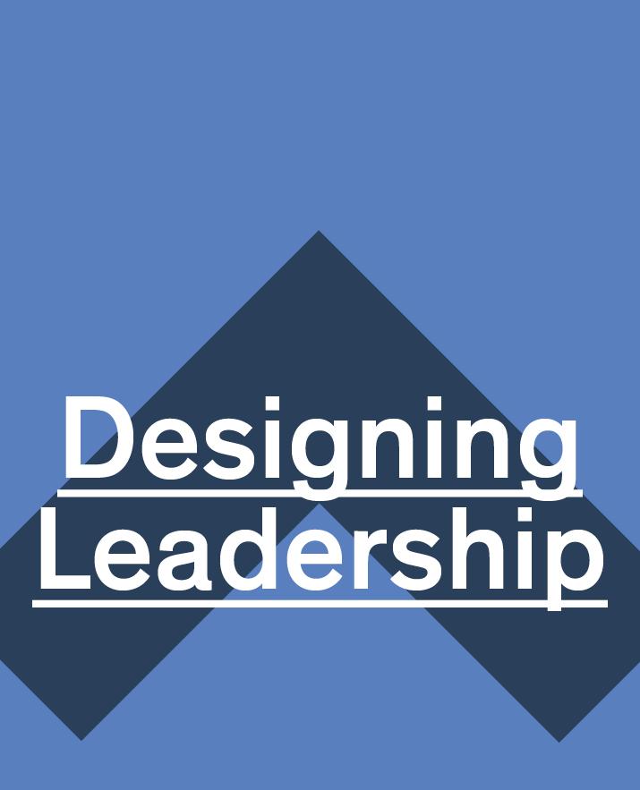 Designing Leadership