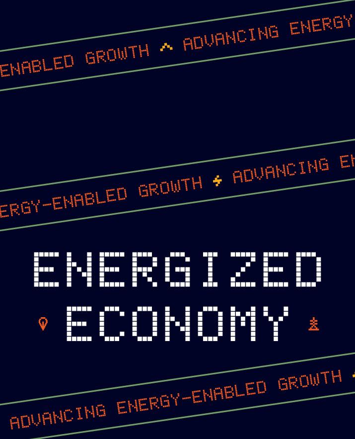 Energized Economy: Advancing Energy-Enabled Growth