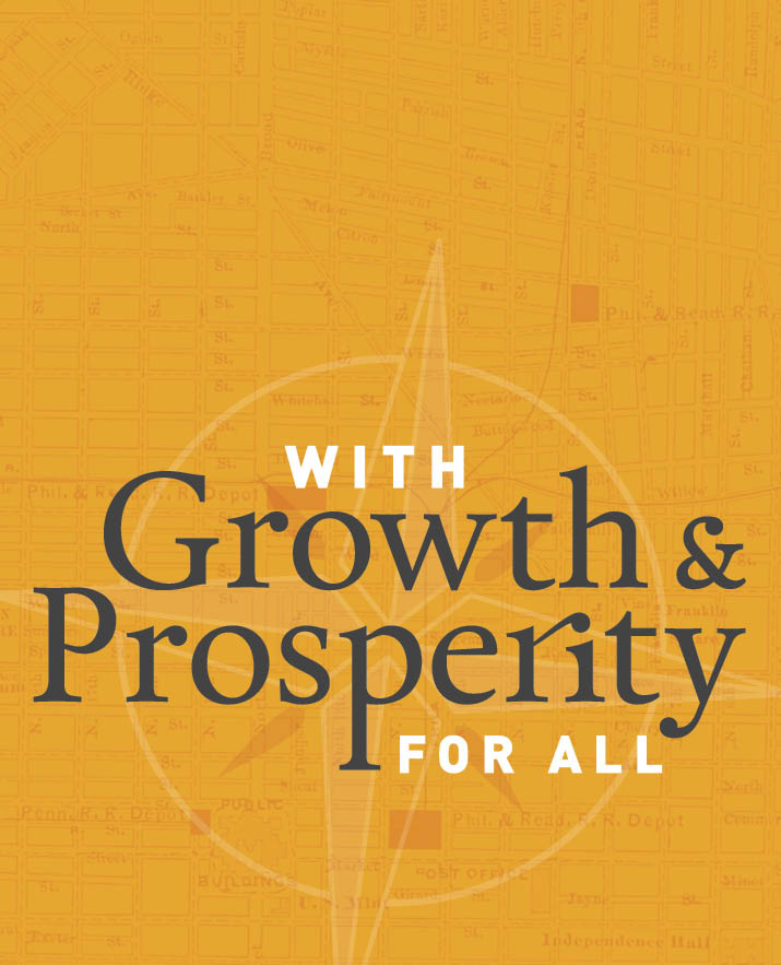 With Growth & Prosperity for All: A Roadmap for Growth Conference