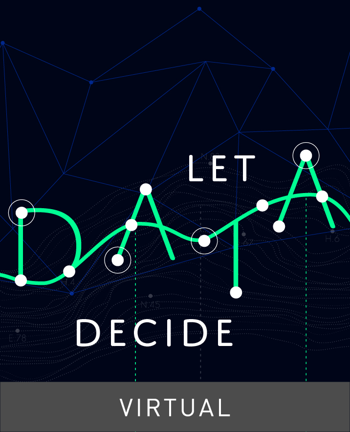 [Virtual] Let Data Decide: An Audience Approach to Marketing