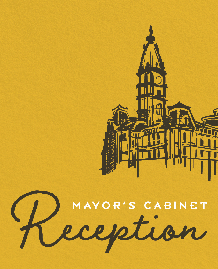 Mayor's Cabinet Reception