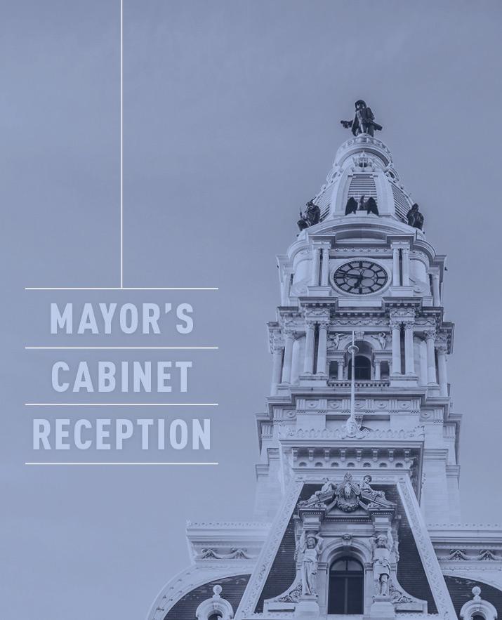 Mayor's Cabinet Reception