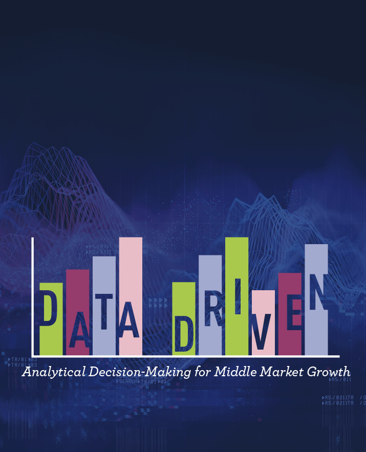 Data Driven: Analytical Decision-Making for Middle Market Growth