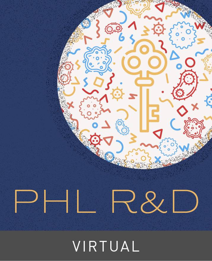 [Virtual] PHL R&D: The Search for a COVID-19 Vaccine, Treatments, and Diagnostic Tools