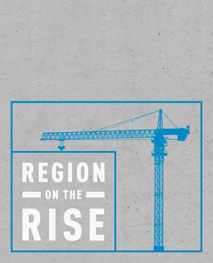 Region on the Rise