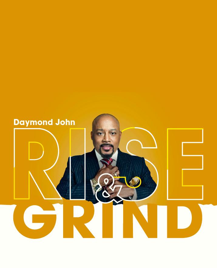 Rise & Grind with Daymond John
