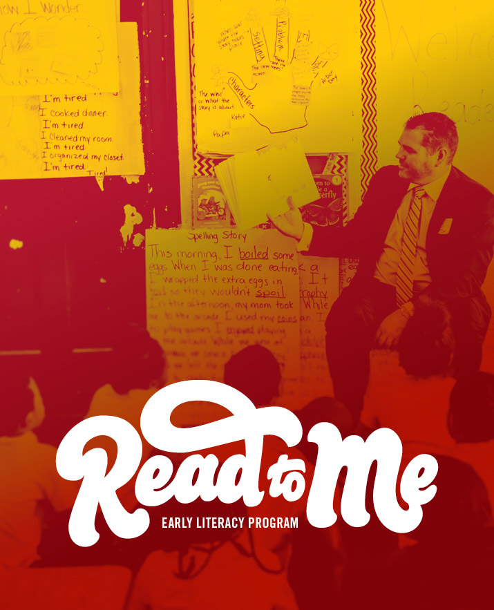 15th Annual Read to Me Storyteller Event