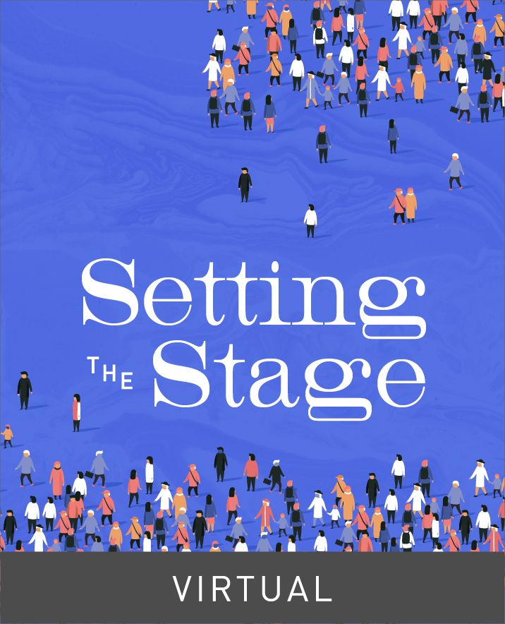 [Virtual] Setting the Stage: Plans for Safe Convening