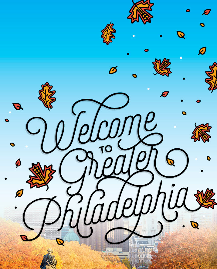 Welcome to Greater Philadelphia