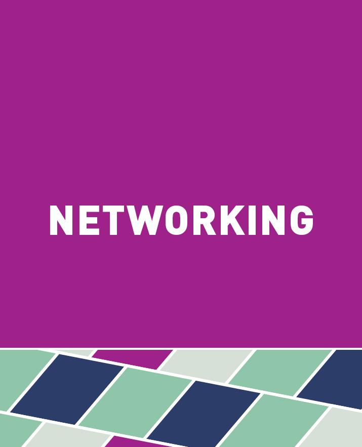 YPC Networking at National Mechanics