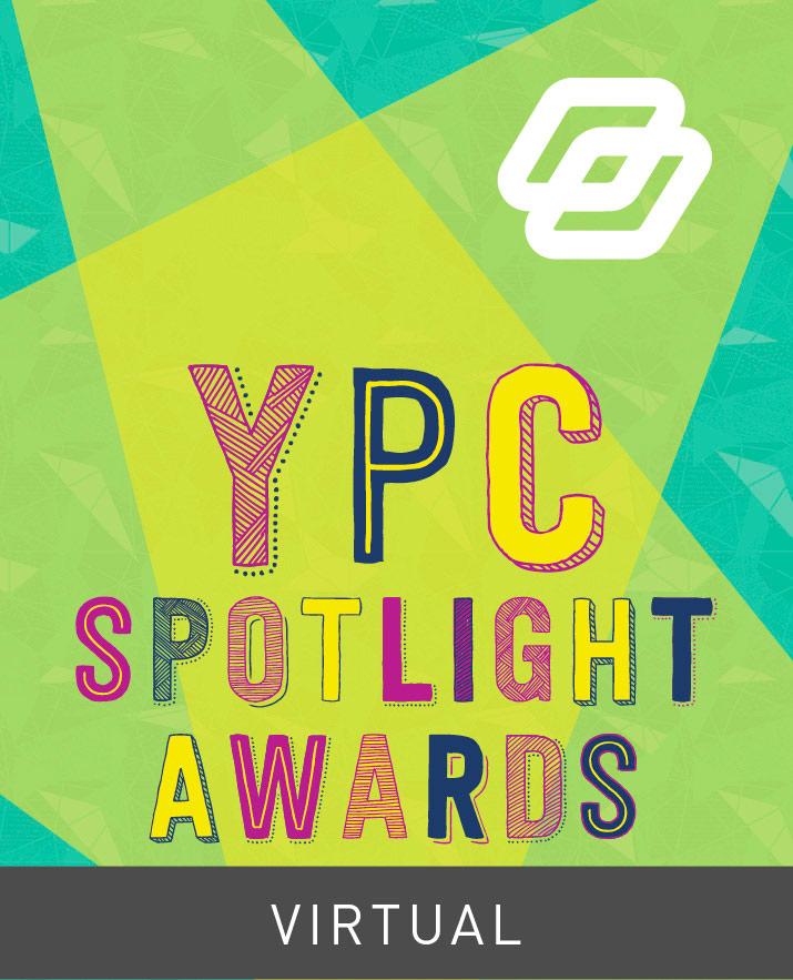 [Virtual] Meet this Year's YPC Spotlight Award Honorees