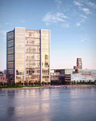 Liberty Property Trust Commences Construction on Camden Waterfront